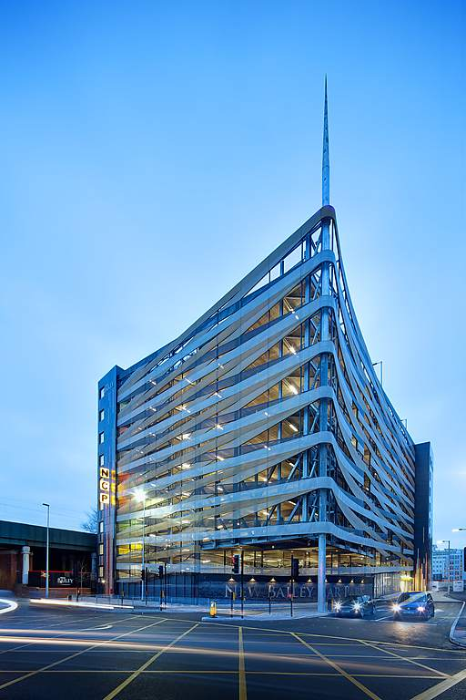 NCP - Salford New Bailey