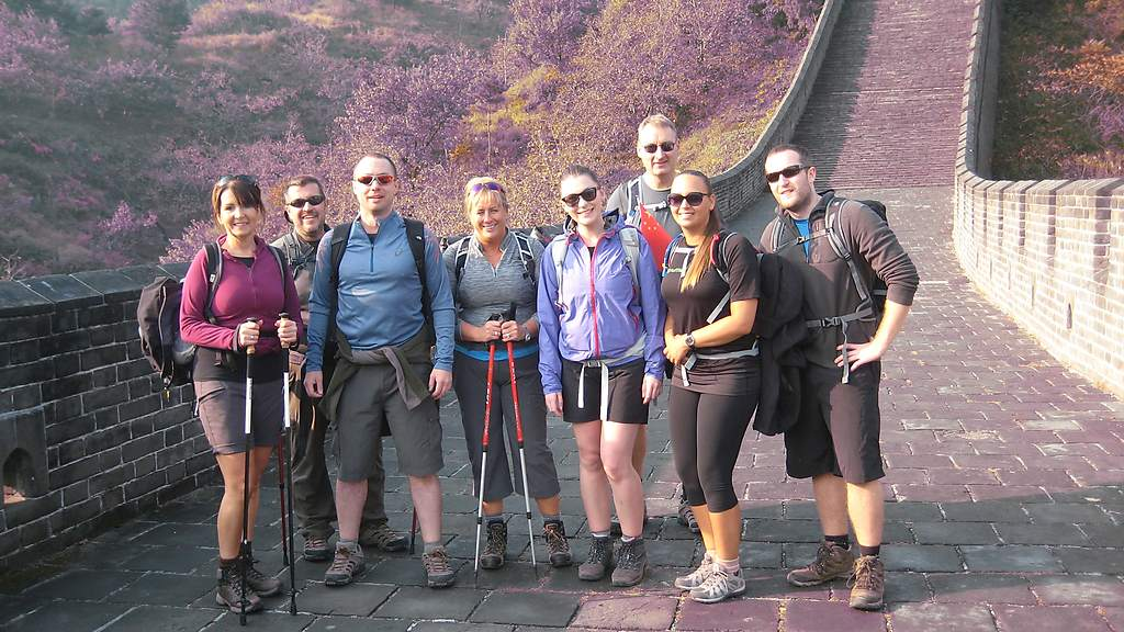 NCP China Charity Trek