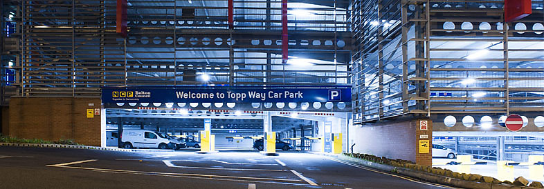 NCP - Topp Way Car Park