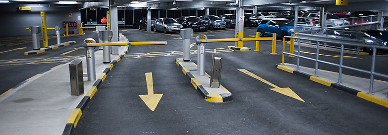NCP - car park barriers