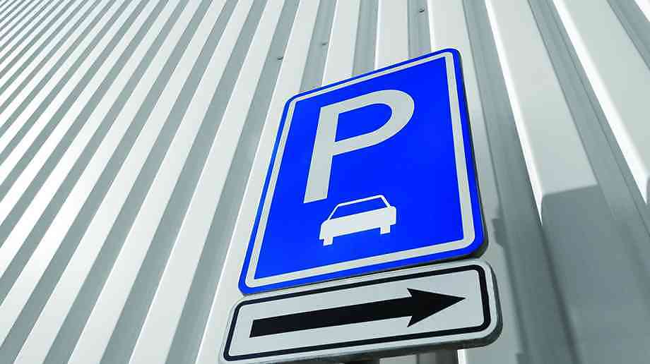 NCP Parking Sign - Business Health