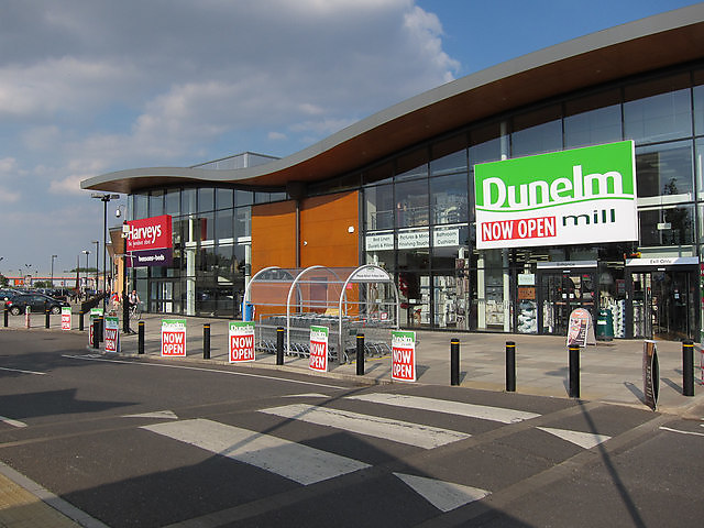 Shopping Retail Parks - Our Markets